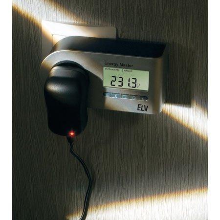 ELV Stromverbrauchsmessgerät Test - Wie viel Strom verbrauche ich?