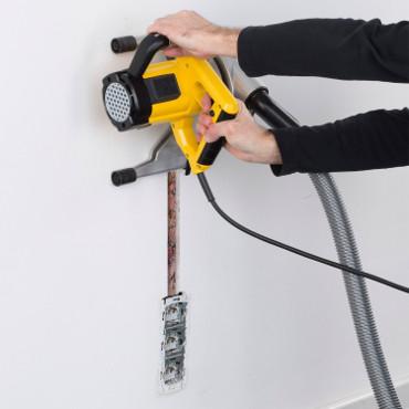 mauernutfr se vergleich kabelkanal in wand fr sen leicht gemacht. Black Bedroom Furniture Sets. Home Design Ideas