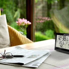Funk Wetterstation – Selbst das Wetter vorhersagen