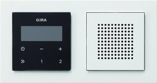 Unterputzradios – In der Wand spielt die Musik!