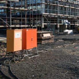 Baustromverteiler für Ihre Baustelle