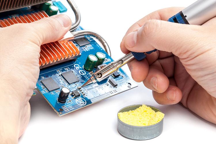 Gaslötgerät und Gaslötbrenner - Optimal auch für den mobilen Einsatz