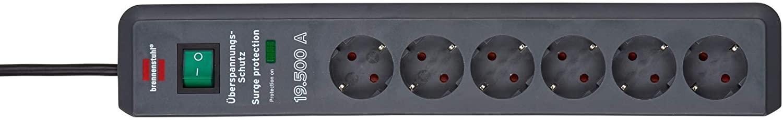 Brennenstuhl Steckdosenleiste mit Überspannungsschutz