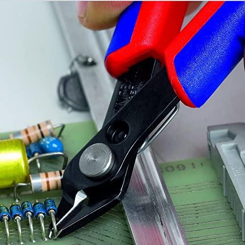 Elektronik Seitenschneider von Knipex zum Draht schneiden