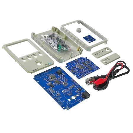 Analog oder Digital Oszilloskop Bausatz